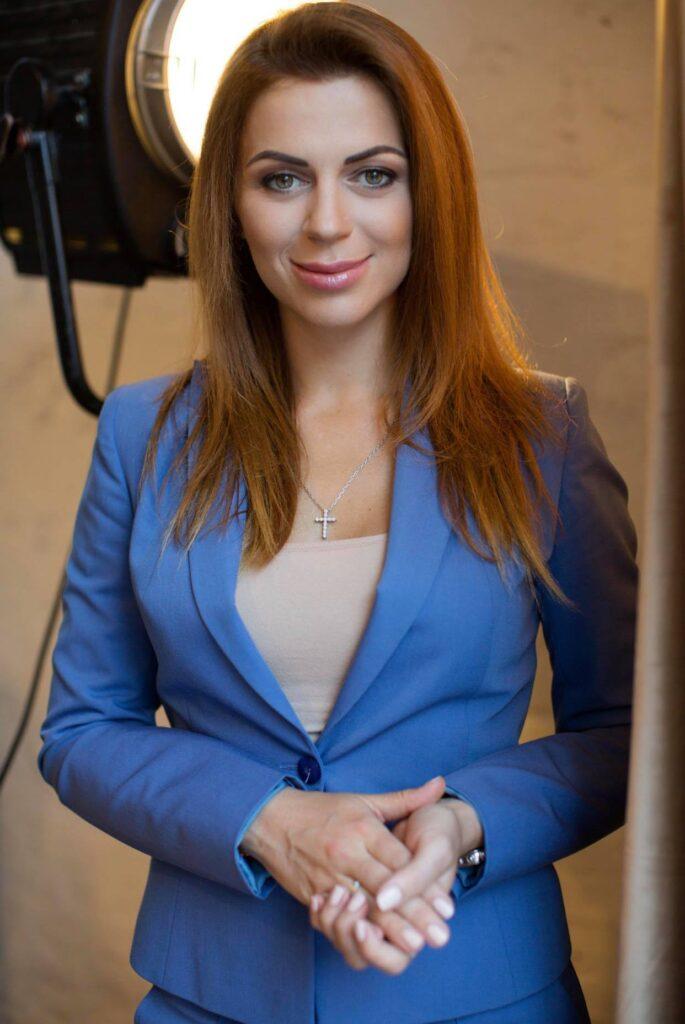 Психолог. Интервью Елены Шершневой